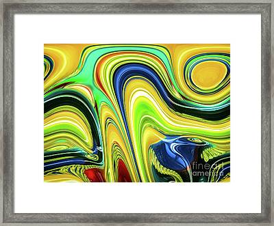 Abstract Series 153240 Framed Print