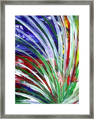 Abstract Series C1015bp Framed Print