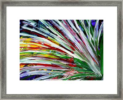 Abstract Series C1015cl Framed Print
