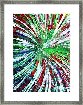 Abstract Series C1015dp Framed Print