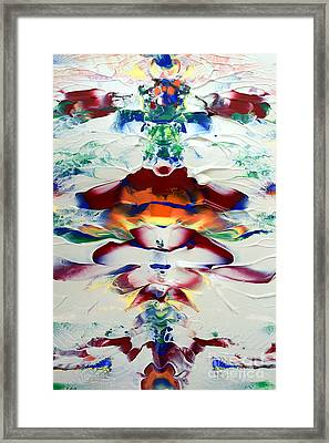 Abstract Series H1015a Framed Print