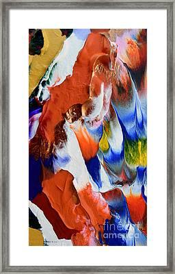 Abstract Series N1015bp Copy Framed Print