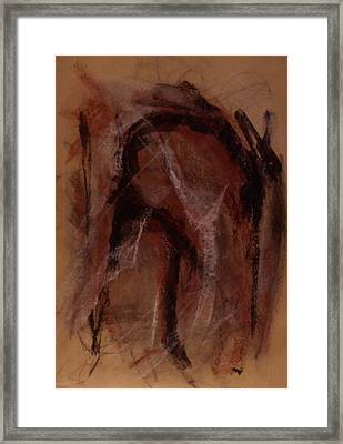 Abstract Thoughts Framed Print by Chris  Riley
