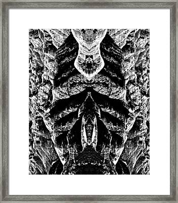 Abstract Untitled #3 Framed Print by Sydney Thompson