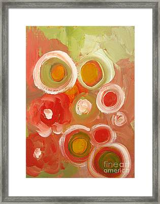 Abstract Viii Framed Print