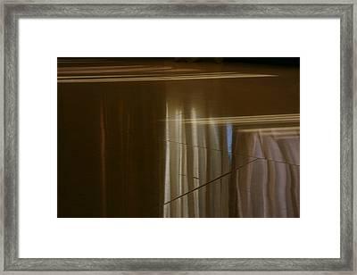 Abstract..0ne Framed Print by Deepak Pawar