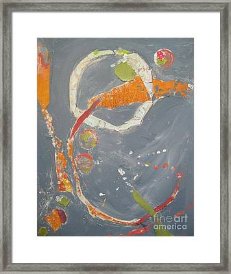 Abstraction #1 Framed Print
