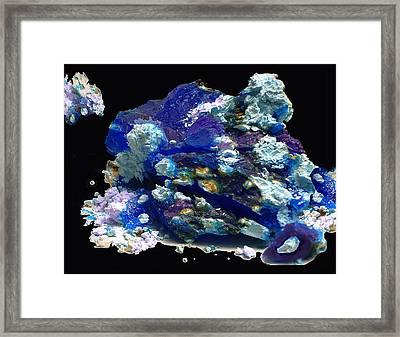 Abstraction 39 Framed Print by Lynda Lehmann