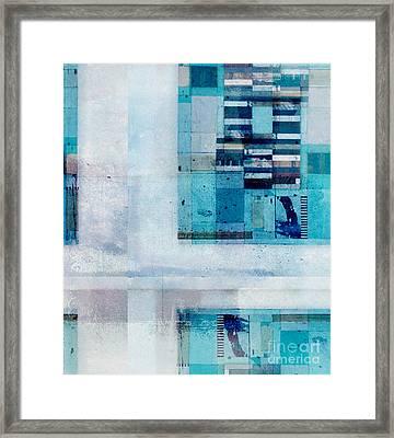 Abstractitude - C02v Framed Print
