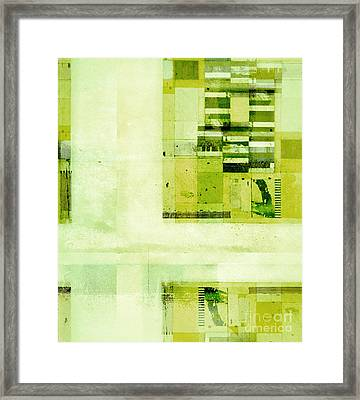 Abstractitude - C4v Framed Print by Variance Collections