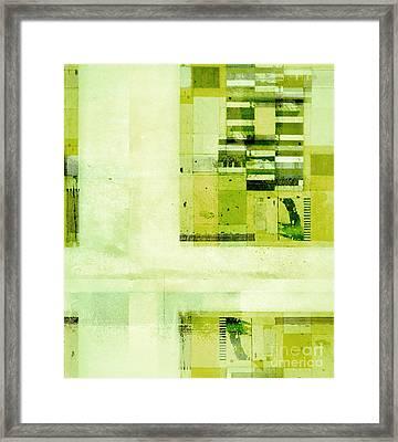 Abstractitude - C4v Framed Print
