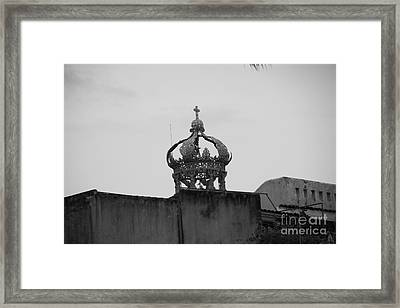 Abstrakt  Framed Print
