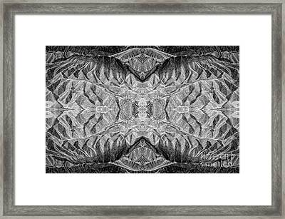 Abtract Landscape Framed Print