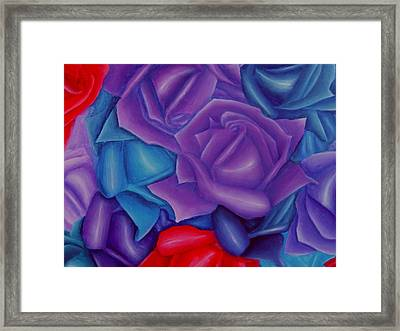 Abundance Framed Print by Brandon Sharp
