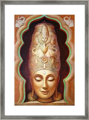 Abundance Meditation Framed Print