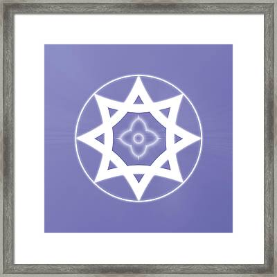 Abundance Of The Universe Framed Print