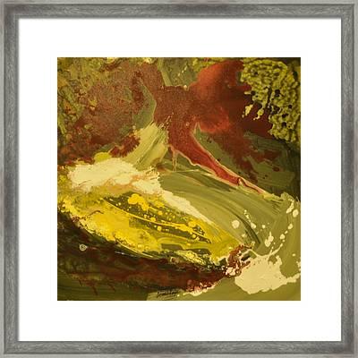 Abyss-2 Framed Print