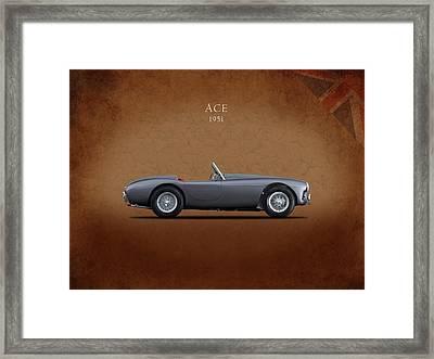 Ac Ace 1951 Framed Print