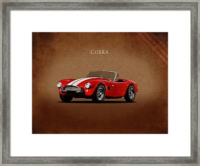 Ac Cobra Mk2 1963 Framed Print by Mark Rogan