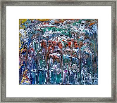Academy For The Starving Arts Framed Print