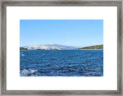 Acadia  Framed Print