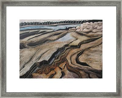 Acadia - Wonderland View Framed Print by Grace Keown