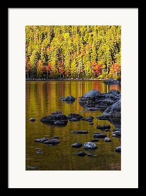 Acadian Framed Prints