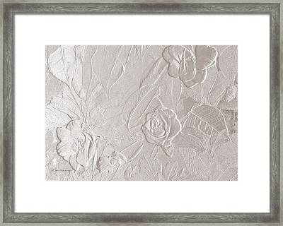 Accents Of Love Framed Print