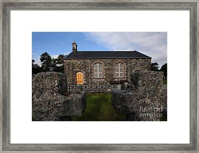 Acharacle Church Framed Print