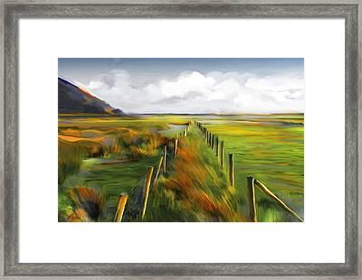 Achill Island - West Coast Ireland Framed Print