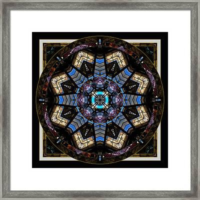 Acme 2 Framed Print by Willa Davis