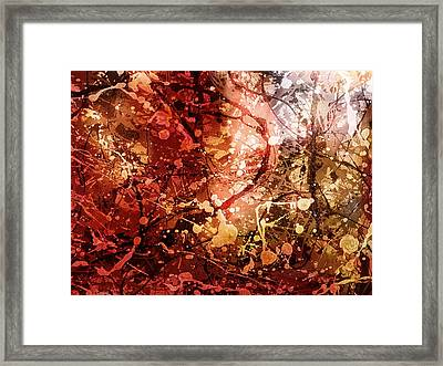 Acquiescence Framed Print