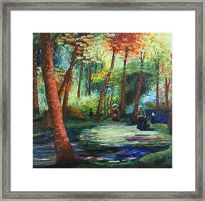 Acrylic Msc 217 Framed Print