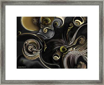 Act Including Instant Creation Framed Print