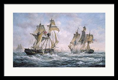 Sailing Ship Framed Prints