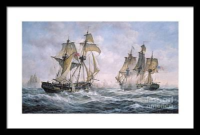 Sailing Ships Framed Prints