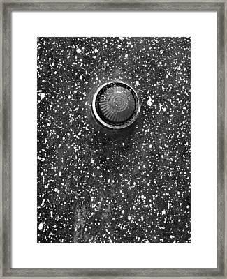 Activate Framed Print by Tom Druin