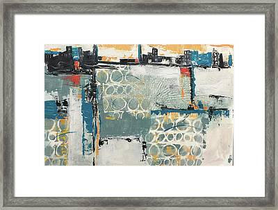 Activity Framed Print