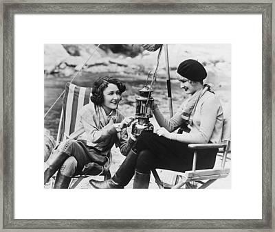 Actress Dorothy Sebastian Framed Print