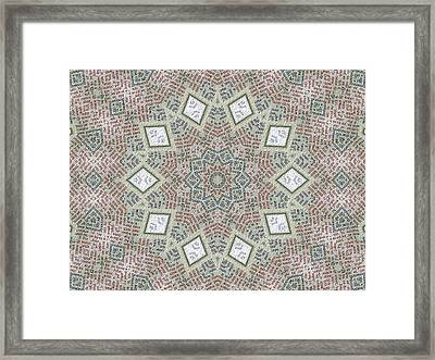 Acts Framed Print