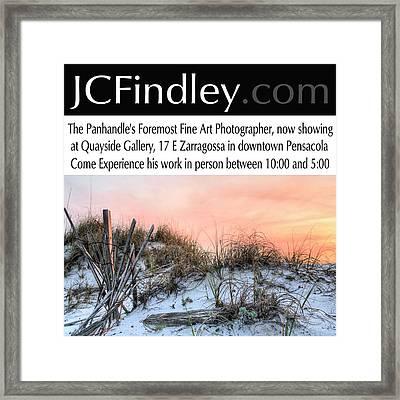Ad3 Framed Print by JC Findley