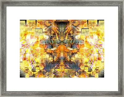 Adagio For Strings... Framed Print