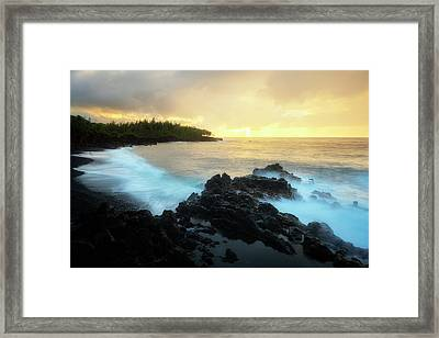 Framed Print featuring the photograph Adam And Eve by Ryan Manuel