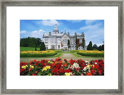 Adare Manor Golf Club, Co Limerick Framed Print