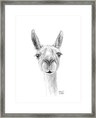 Addison Framed Print