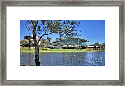 Adelaide Convention Centre Framed Print by Stephen Mitchell