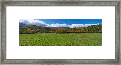 Adirondack Mountains, Upper State New Framed Print by Panoramic Images