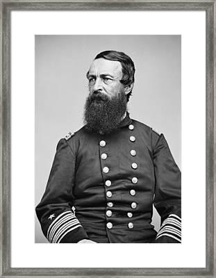 Admiral David Dixon Porter Framed Print