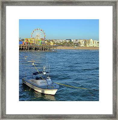 Admission Day Framed Print by JAMART Photography