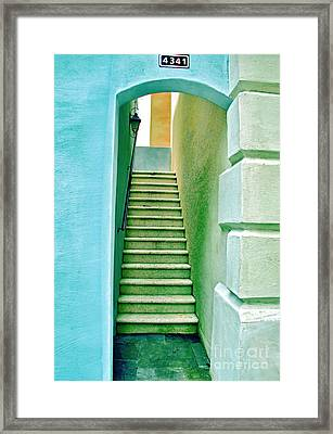 Adobe Series Framed Print by Wendy Mogul